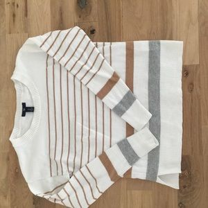 Gap stripe sweater